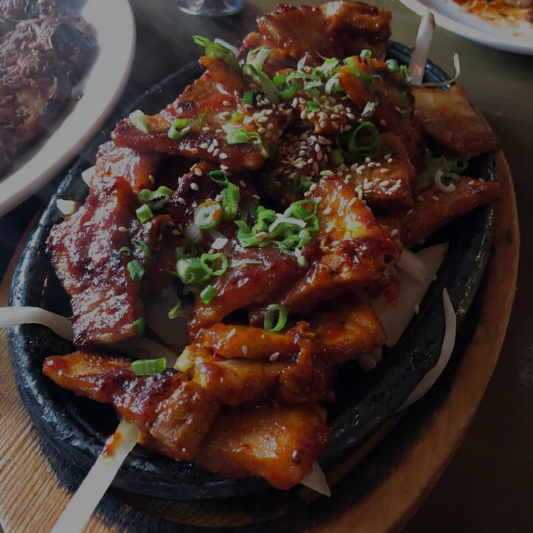 Stonebowl Korean Restaurant Asheville Nc 28803 Menu Online